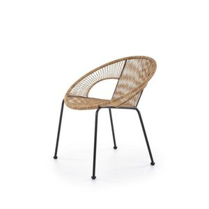 Ratanová židle BARI Halmar obraz