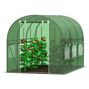Zahradní fóliovník 2, 5x4m zelená obraz