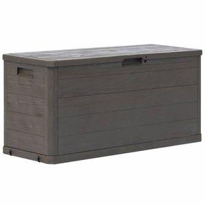 Zahradní úložný box 280 l obraz