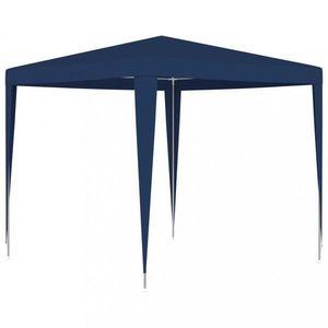 Party stan 2, 5 x 2, 5 m Dekorhome Modrá obraz