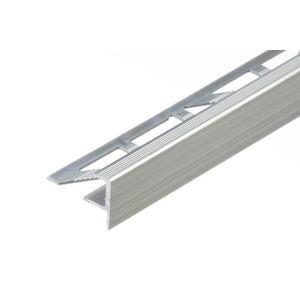 Profil schodový hlinik CL 10/250 obraz