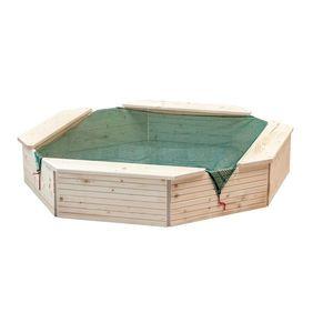 Woody Pískoviště dřevěné obraz