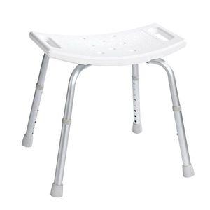 RIDDER Stolička, nastavitelná výška, bílá A00601101 obraz