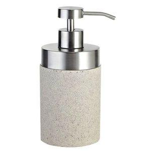 RIDDER STONE dávkovač mýdla na postavení, béžová 22010511 obraz