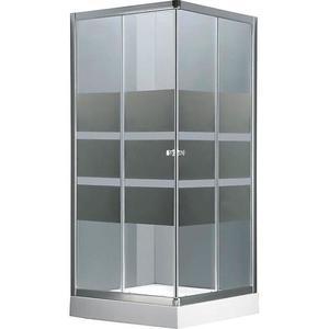 Sprchový kout čtvercový Natali 90/90/185 obraz