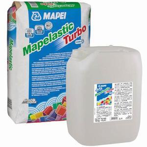 Hydroizolační stěrka Mapei Mapelastic Trubo (36) /B 16 kg obraz
