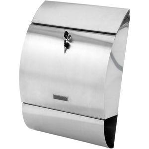 Jednoduchá poštovní schránka z oceli obraz