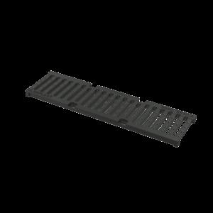 Alcaplast Rošt pro venkovní žlab AVZ103 litina D400 AVZ-R201 obraz