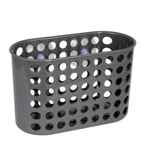 Košík PVC XL gray obraz