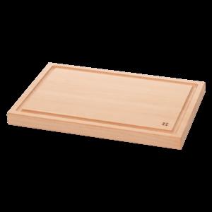 Dřevěné prkénko se žlábkem 30 x 20 cm - Basic obraz