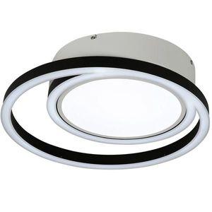 Ambiente STROPNÍ LED SVÍTIDLO, 50.5/10, 5 cm - černá, bílá obraz