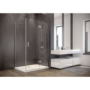 HOPA Obdélníkový sprchový kout VIVA 195O Rozměr A 120 cm, Rozměr B 90 cm, Směr zavírání Pravé (DX) BCVIV9012P obraz