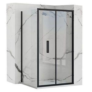 Dveře sprchové skládací RAPID FOLD 90 obraz