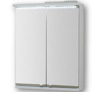 Závěsná skříňka se zrcadlem Riko LED 60 obraz