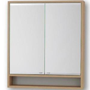 Závěsná skříňka se zrcadlem Viki 60 obraz
