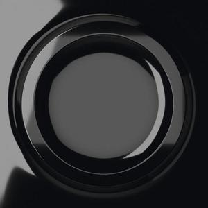 Dekor Opal Black Gloss 25/25 obraz