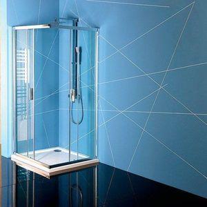 POLYSAN EASY LINE obdélníková sprchová zástěna 900x800mm, čiré sklo EL5315 obraz