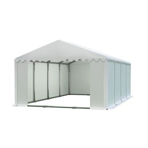 Skladový stan 6x8m PROFI Bílá obraz