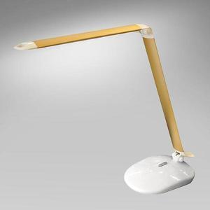 Stolní lampa 1343 LED hnědá obraz
