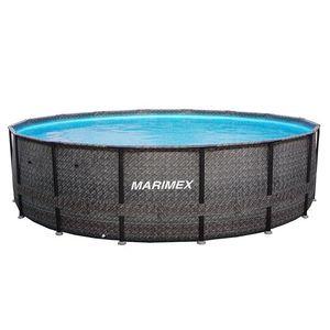 Marimex Bazén Florida Premium 4, 88x1, 22 m bez příslušenství - motiv RATAN - 10340214 obraz