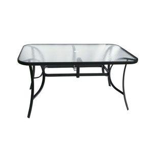 Tradgard 41360 Zahradní stolek se skleněnou deskou obraz