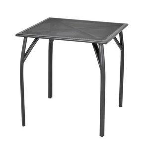 Tradgard Zahradní kovový stůl ZWMT-70R - 72 x 70 x 70 cm obraz