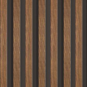 Lamelový panel VOX LINERIO L-LINE Mocca 21x122x2650mm obraz