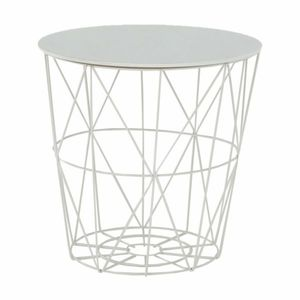 Příruční stolek Enplo, 40 x 40 cm obraz