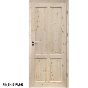 Interiérové dřevěné dveře FINSKIE obraz
