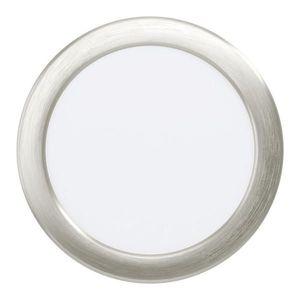 Xora BODOVÉ LED SVÍTIDLO, 16, 6 cm - bílá, barvy niklu obraz