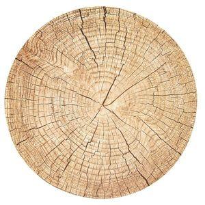 Orion Korkové prostírání Wooden, 38 cm obraz
