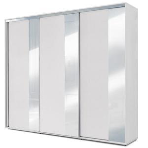 Skříň Nadia A29 250 Zrcadlo Bílý obraz