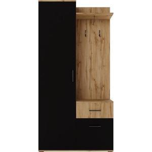 Předsíňová Stěna Rio Wotan/Černá obraz