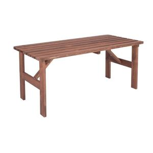 Tradgard MIRIAM 35271 Dřevěný stůl - 180CM obraz