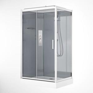 Sprchový box s hydromasáží Costa 120x80x220 obraz