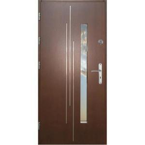 Vchodové dveře dřevěné,Vybavení interiéru obraz