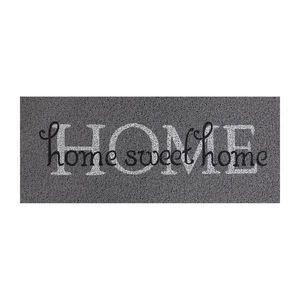 Rohožka Home sweet home šedá obraz